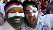 CRICKET-INDIA-PAKISTAN-FANS