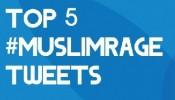 """The Newsweek kopte een aantal dagen geleden """"Muslim Rage"""". Moslims wereldwijd kaapten deze hashtag op twitter om er een eigen komische draai aan te geven. De top 5 tweets hierbij namens dailyagenda.org"""