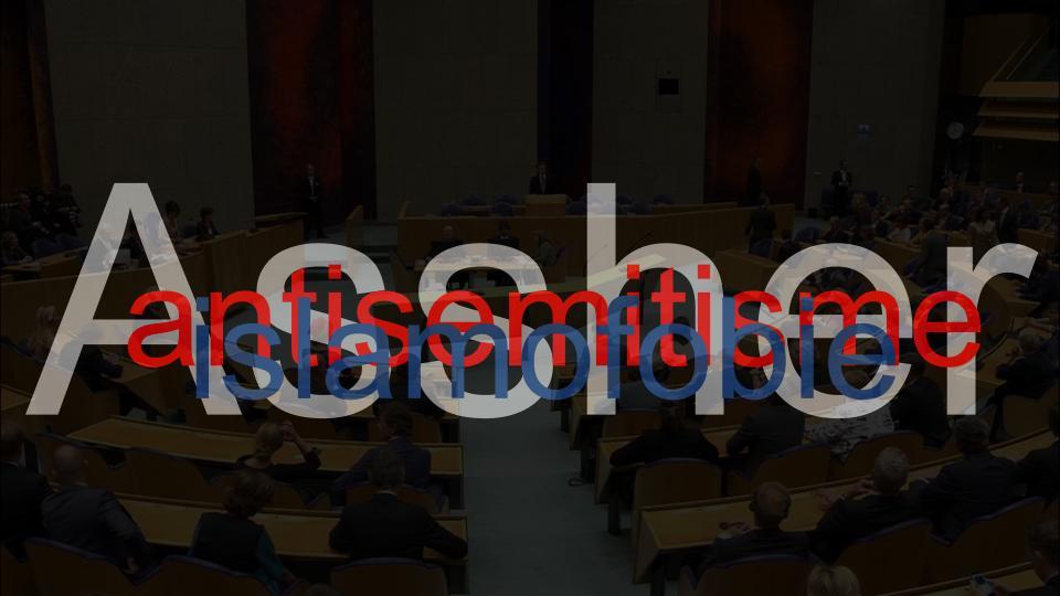 Islamofobie: Waar Minister Asscher over zwijgt spreekt ...