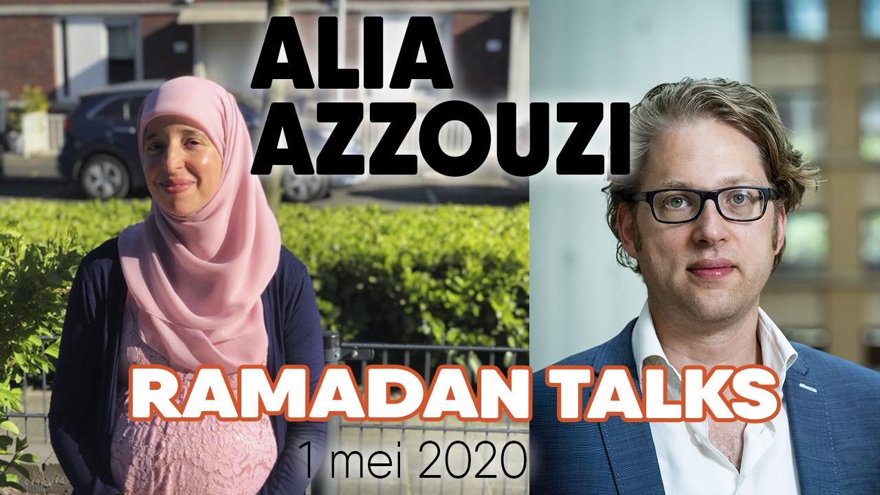 Ramadan Talks Alia Azzouzi