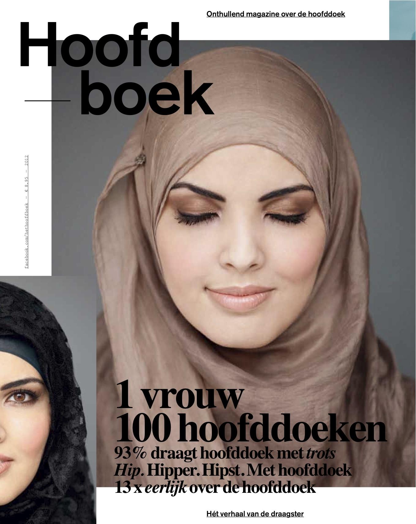 Hoofddoek dragen islam