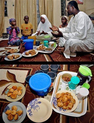 Iftar tafels van over de hele wereld - Tafel klik clac huis van de wereld ...