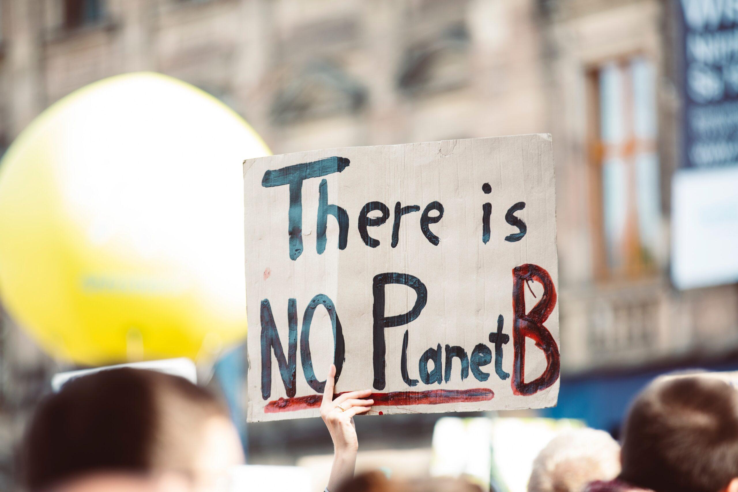 kauthar is een klimaat activist
